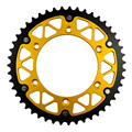 Motorcycle Parts Steel Aluminium Composite 47T Rear Sprocket for SUZUKI DR-Z400 SM DRZ400SM DRZ400 SM 2005-2009 Fit 520 Chain