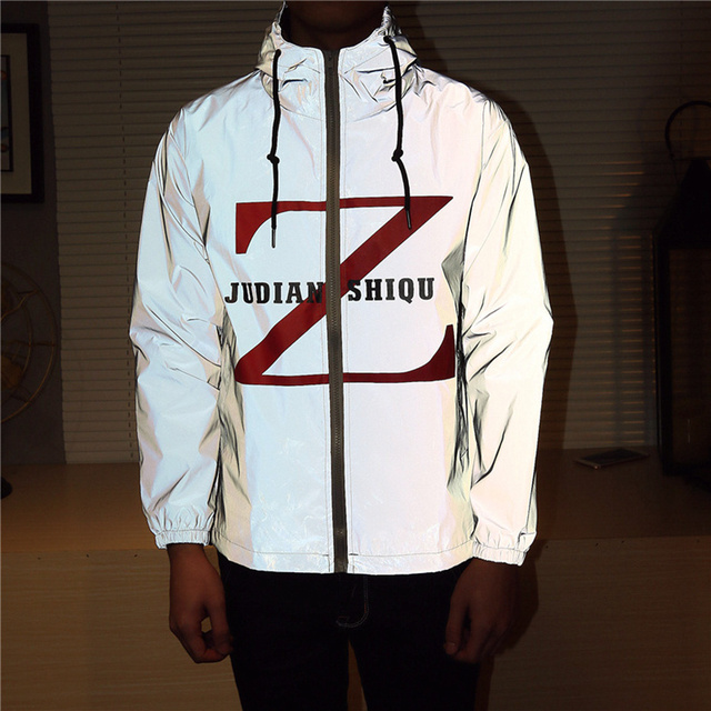 Aliexpress.com : Buy 3M Reflective Jacket Mens Designer Clothes ...