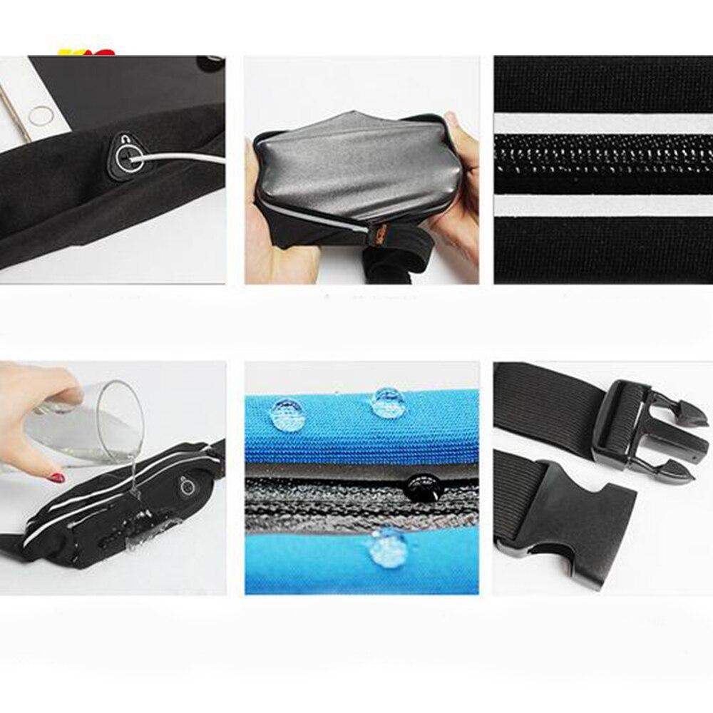 La Hombres Para Paquete Portable Cintura Doble De Mujeres Bolsa SEwvYqwPx