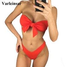 586c2bb7184 New Ribbed High Cut Bikini 2019 Sexy Swimsuit Female Swimwear Women  Two-pieces Bikini set. 2 Colors Available