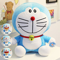 Hot Anime 20cm Stand By Me Doraemon Plush Toys CuteCat  doll Soft Stuffed Animals Pillow Baby Toy For Kids Gifts Doraemon Figure
