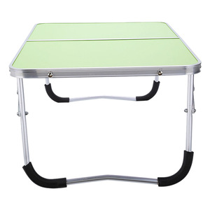 Image 4 - Folding Computer Desk Multifunctional Light Foldable Table Dormitory Bed Notebook Small Desk Picnic Table Laptop Bed Tray