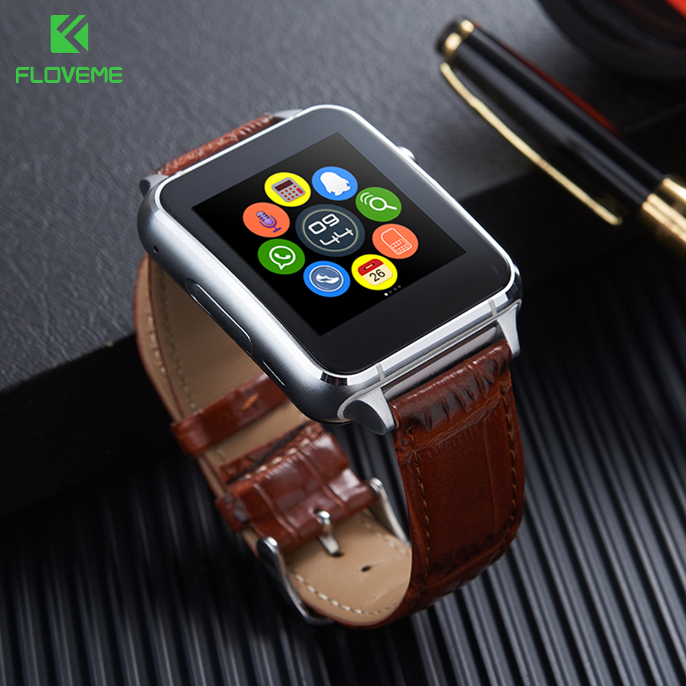 FLOVEME Smart Watch For Apple Xiaomi Samsung Android iOS Smartphone Bracelet Electronics Wristwatch Bluetooth Wearable Devices