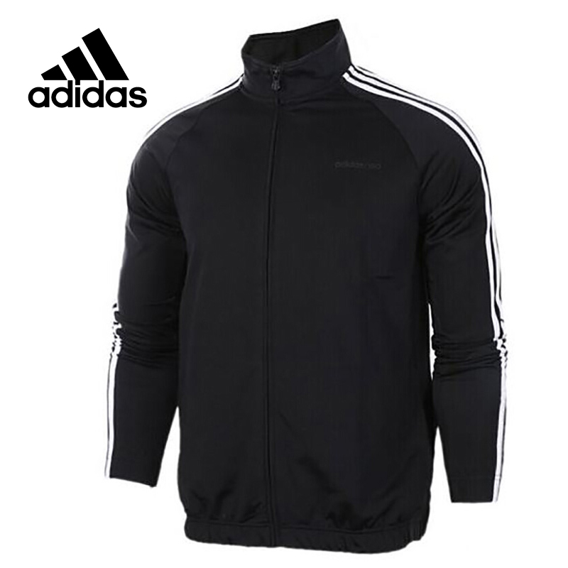 Original New Arrival Official Adidas NEO Label M 2-LAYER WB Men's jacket Sportswear original new arrival official adidas neo label m 2 layer wb men s jacket hooded sportswear