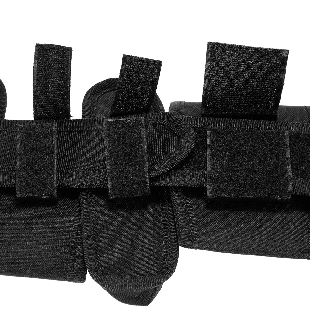 """748. Ex Police Viper Padded Torch Pouch for 2"""" Kit Belt"""