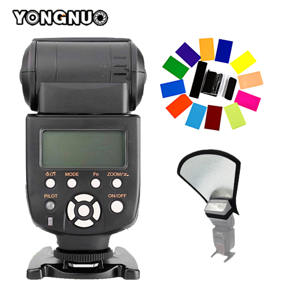 YONGNUO YN565EX Wireless TTL Flash Speedlite YN-565EX For Nikon D7100 D7000 D5200 D5100 D5000 D3100 Camera VS TRIOPO TR-586EX yongnuo flash speedlite yn565ex yn 565ex wireless ttl camera flash light for nikon d7100 d5300 d90 d7000 d5200 d3100 d3300 dslr