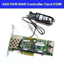 462919-001 013233-001 Array SAS P410 RAID Controller Card 6G