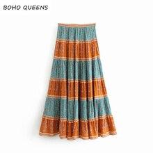 efe3eebab0d3f Buy bohemian long skirts and get free shipping on AliExpress.com
