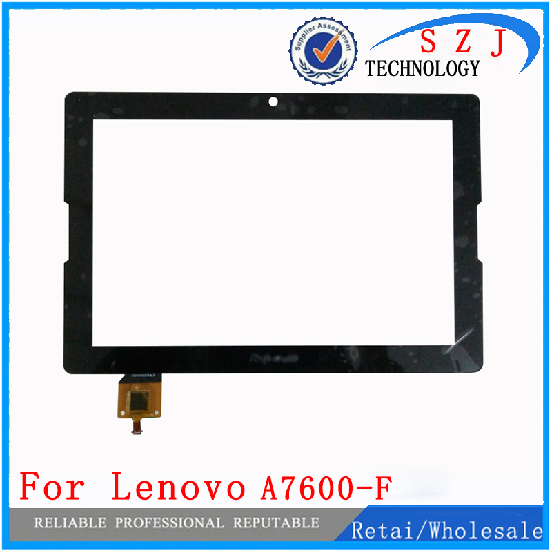 New 10.1'' Inch For Lenovo A7600-F A7600-H Tab A10-70 Touch Screen Panel Digitizer Glass Repair Replacement Free Shipping