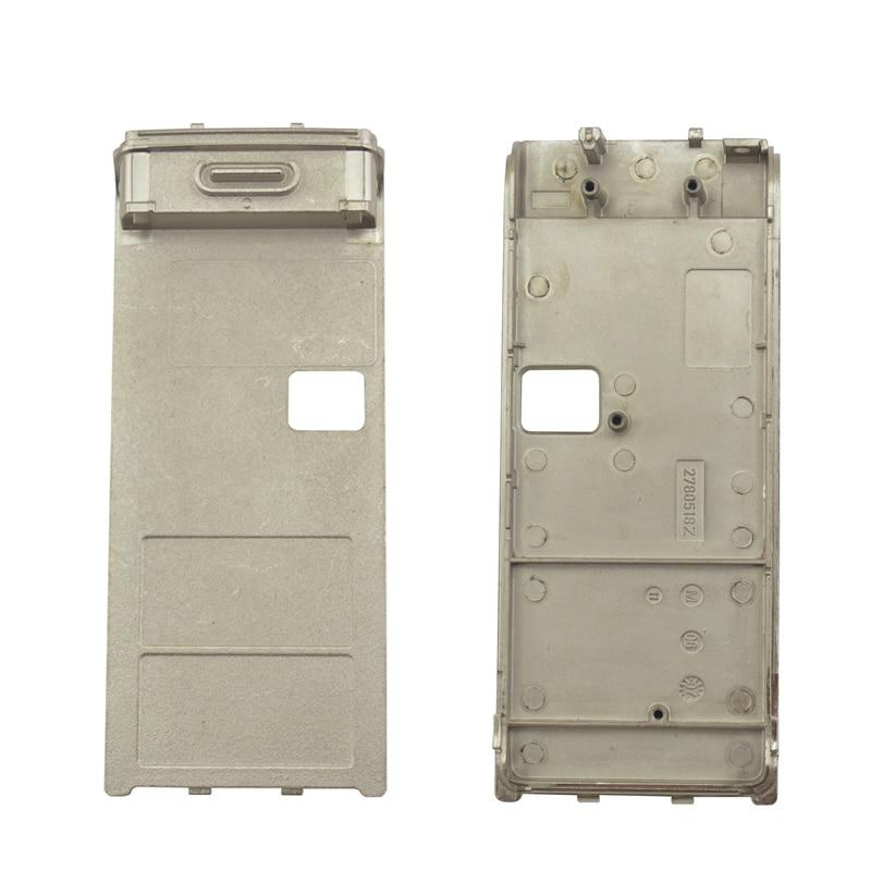 Back Aluminium Plate Case For Motorola Gp328 Gp340 GP338 GP360 GP380 MTX960 HT1250 PRO7150 PTX760