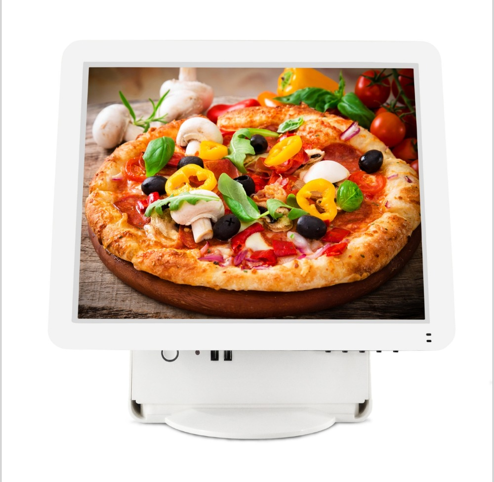 15 Inch Touch POS Double Screen Pos Capacity Monitor Dual Screen POS