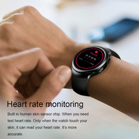 LEMFO LES2 Smart Watches Smartwatch Android 1GB + 16GB Watch Phone Heart Rate Monitor GPS Wifi Bluetooth Wristwatch 4