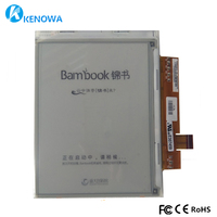 ED060SC4 LF 6 E Ink LCD Screen For Kindle 2 Pocketbook 310 603 611 612 613
