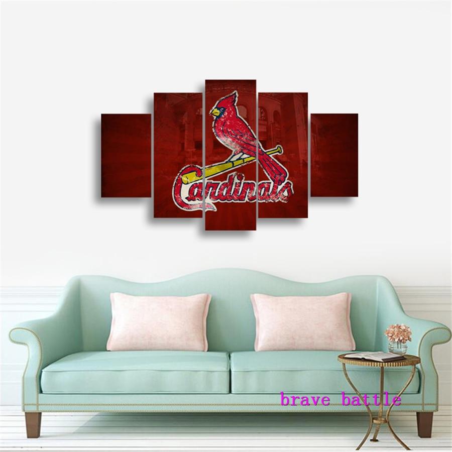 Baseball Home Decor: Aliexpress.com : Buy ST.LOUIS CARDINALS BASEBALL Canvas