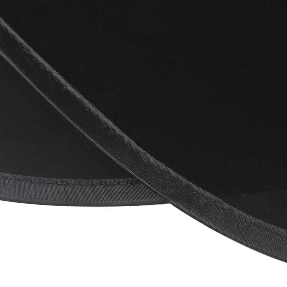 Vehemo статическое цепляющее лобовое стекло Солнцезащитный козырек УФ защита автомобиля-Стайлинг для водителя автомобиля солнцезащитный козырек прочный