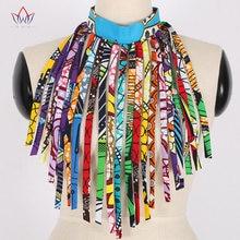 Katoen with African Jewelry