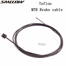 цена Teflon  1Pc Brake Cable MTB Bicycle Brake Cable Core Wire Front And Rear Brake Inner Cable Line Wire онлайн в 2017 году