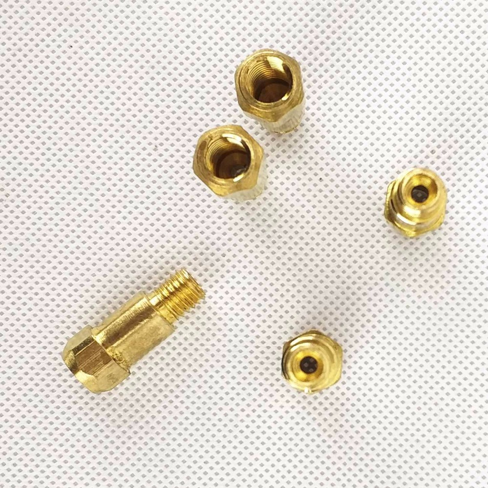 36KD Gas Nozzle Holder 5pcs For European Style MIG/MAG Welding Torch Contact Tip Holders