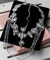 2015 luxo espumante cristal hairbands cabelo jóias de casamento acessórios para o cabelo de noiva tiara coroa atacado 3 cores