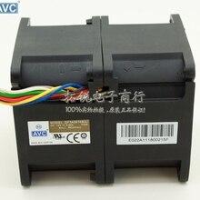 Новинка для AVC DFTA0676B2U 6076 6 см высокая скорость автомобиля бустер яростные вентиляторы 12 В 3A 60*60*76 мм