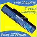 Bateria do portátil para acer emachines e525 e725 e627 tj61 jigu TJ62 TJ63 TJ64 TJ65 TJ66 TJ67 TR81 TR82 TR83 TR85 TR87