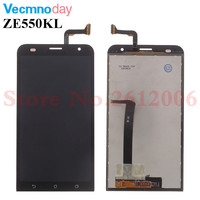 For ASUS Zenfone 2 Laser ZE550KL ZOOLD LCD screen High quality LCD Display With Touch Screen Digitizer Assembly