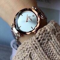 Fashion Luxury Watches Lady Wristwatch Birthday Gift for Girl Friend`s Birthday Quartz Diamond Watch for Women Relogio Feminino