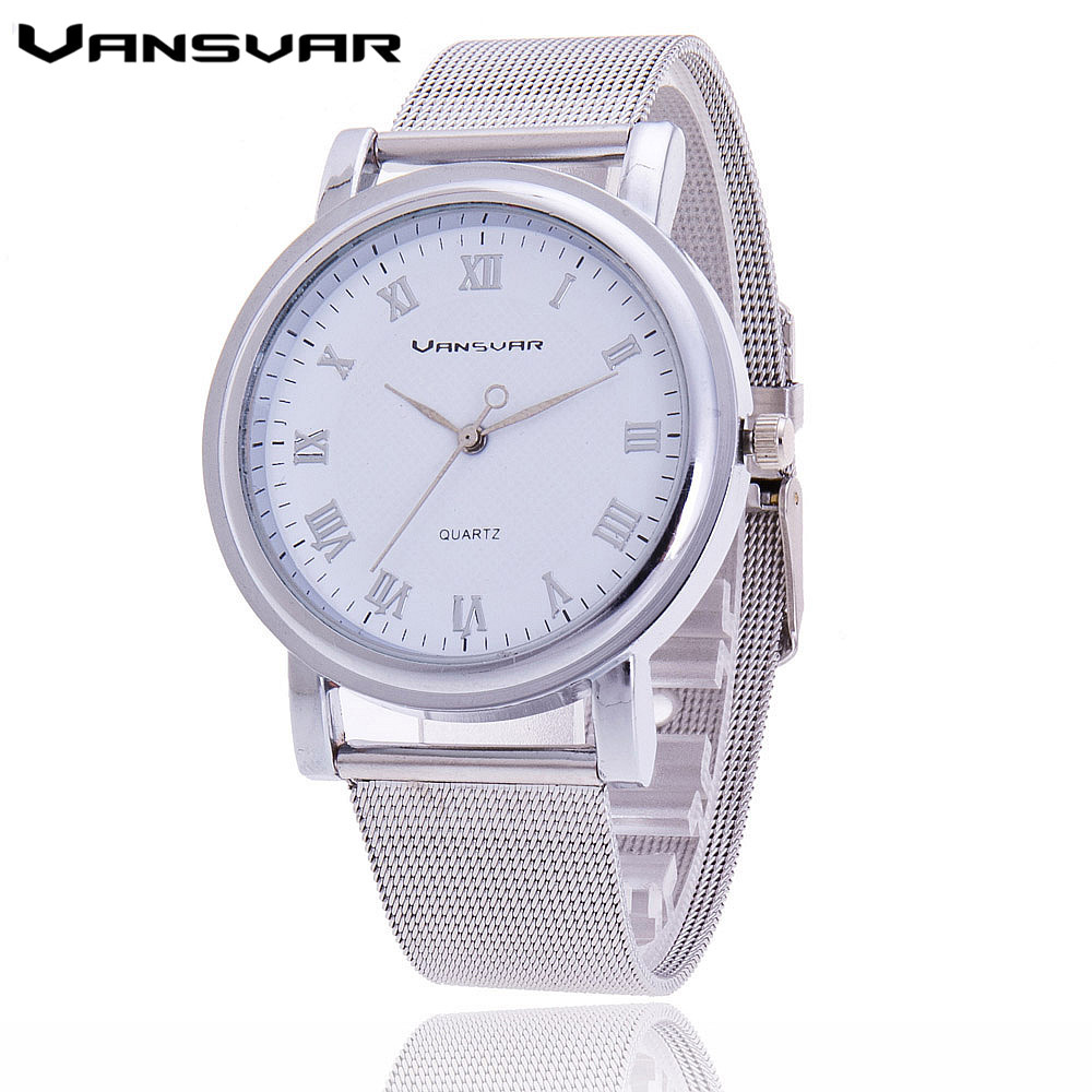aliexpresscom buy vansvar women silver watches fashion
