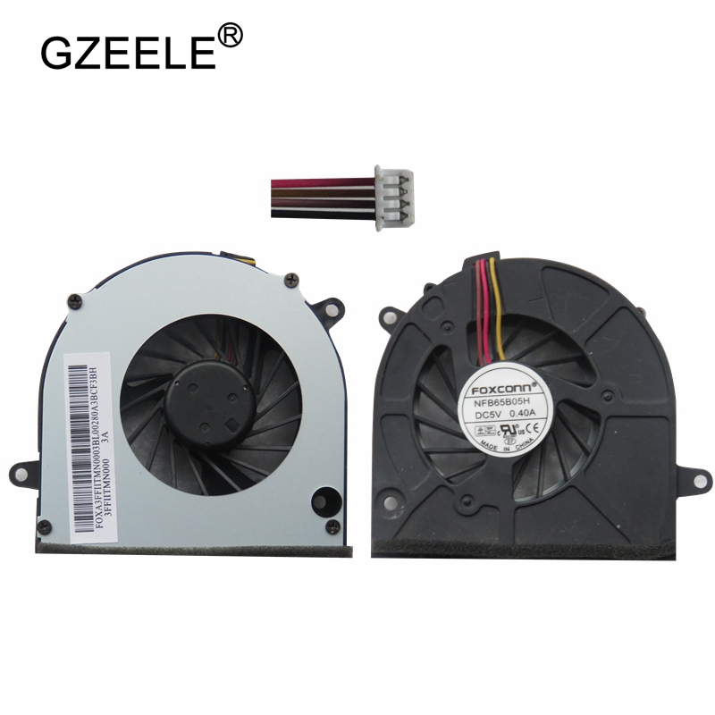 GZEELE Laptop cpu cooling fan for Lenovo G460 G460A Z565 Z460A G465 Z465 Z560A Z560 Z460 G560 G565 Notebook cpu Cooler 4 Lines gzeele new us laptop keyboard for lenovo g570 z560 z560a z560g z565 g575 g770 g560 g560a g565 g560l us english keyboard