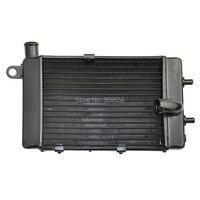 LOPOR LOPOR For Aprilia TUONO1000 RSV1000 TUONO RSV 1000 02 03 04 05 Motorcycle Parts Aluminium Cooling Radiator Left New
