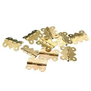 20mm x17mm Mini 10pcs Butterfl