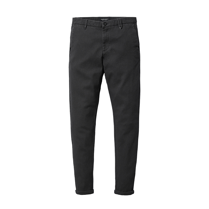 Image 5 - SIMWOOD 2020 spring New Casual Pants  Men Skinny Slim Fit Plus  Size High Quality Plus Size Brand Clothing XC017048casual pants  menbrand pants menpants brand men