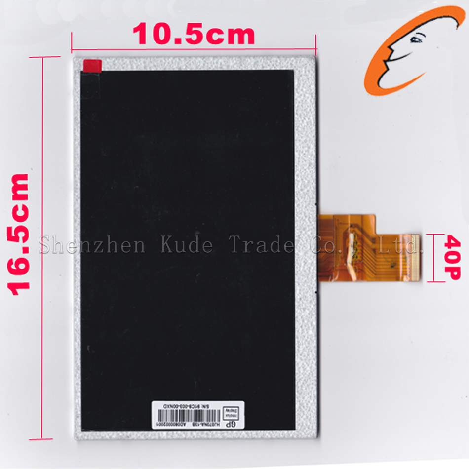 HJ070NA 13A LCD Screen Display For HJ070NA-13A Replacement