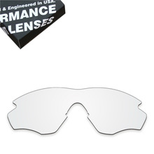ebba37761b54e ToughAsNails Replacement Lenses for Oakley M2 Frame Sunglasses Clear (Lens  Only)(China)