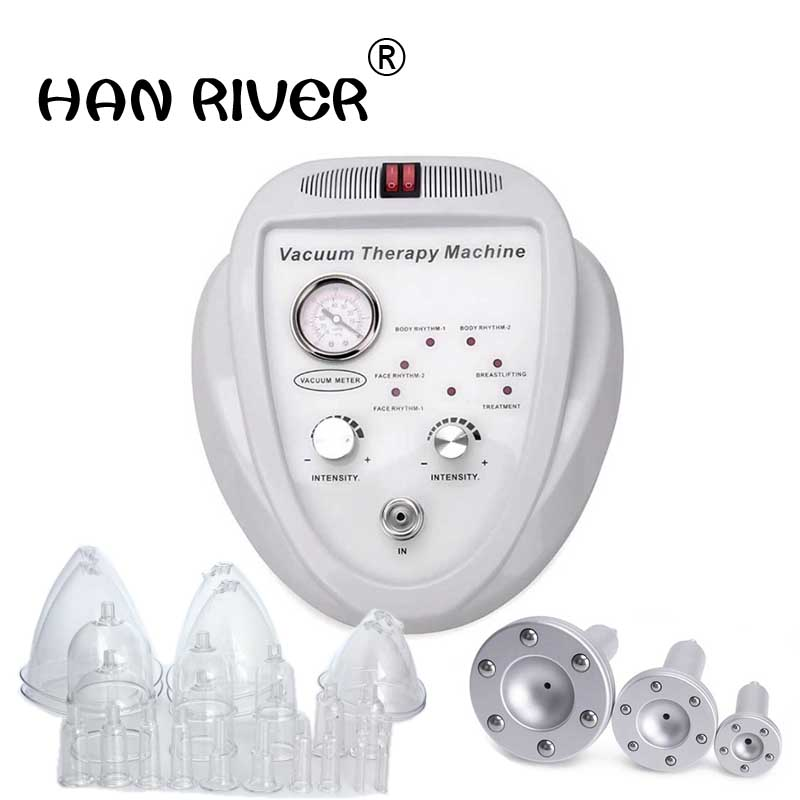 Household cupping apparatus scrapping massage breast multi function negative pressure electric chest massager