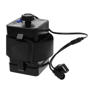 Image 5 - 12 12v 防水バッテリーケース usb インタフェースサポート 3 × 18650 26650 バッテリー diy 電源銀行バイク led ライトランプ smartph