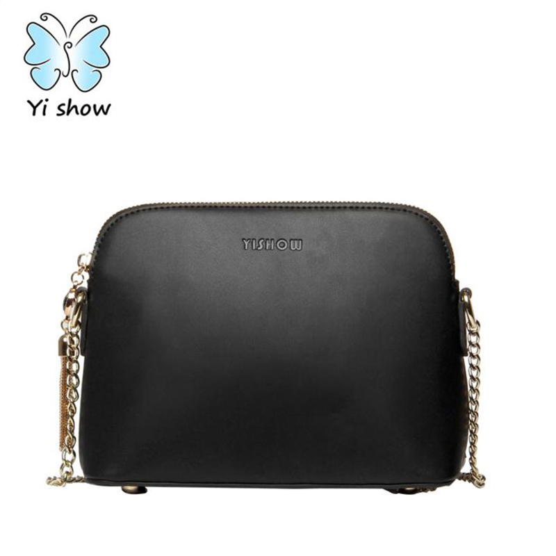 Anna's Bag Split Leather Women Mini Shoulder Bag Messenger Bags With Stylish Tassel Shell Shape Crossbady bags Y-8019 fashion split leather women messenger bags tassel rivet luxury small shoulder bags solid color retro top grade mini saddle bag