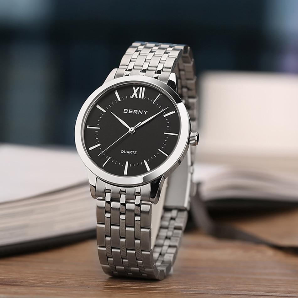 feminino relógio masculino para casais