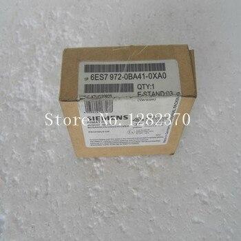 [SA] new original authentic spot - plug 6ES7 972-0BA41-0XA0 --10pcs/lot