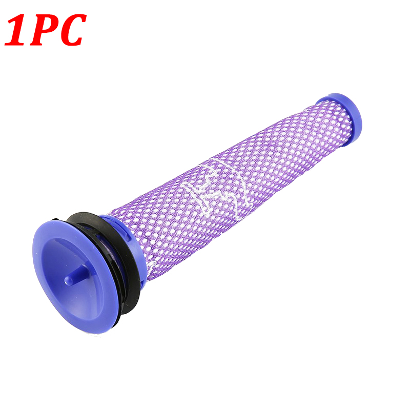 1PC Washable Hepa Filter For Dyson V8 V7 V6 Series DC58 DC59 DC61 DC62 Vacuum Cleaner Parts Accessories Replacement Dust Filters