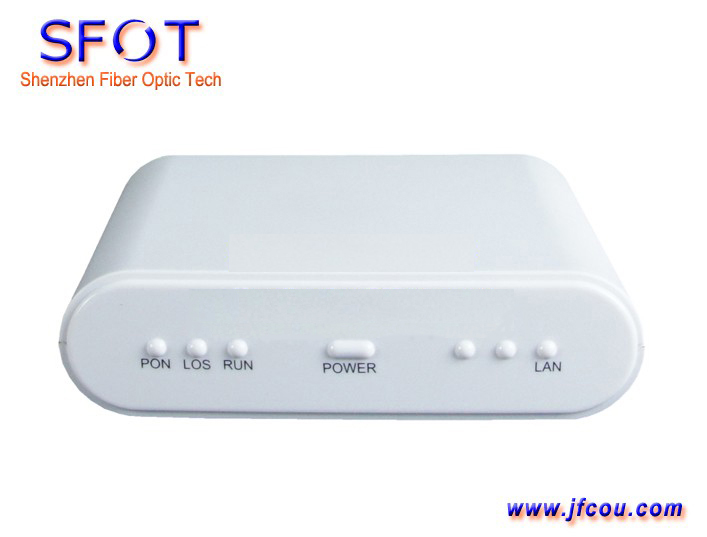 Network Routers Telecom Equipment 1GE GPON ONU ONT, comply with ZTE, Fiberhome OLT