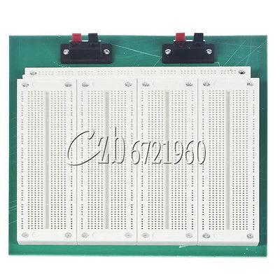 4 In1 700 Posición Point SYB-500 Tiepoint PCB Solderless Tablero de Pan Breadboard