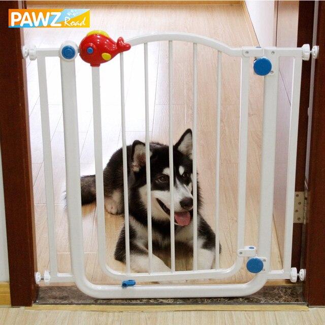 Chien Clôtures Clôtures Porte De Sécurité En Plastique Pour Chien - Porte pour chien