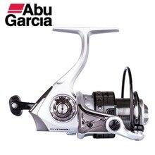 Top Abu Garcia SILVER MAX SMAXSP 500-4000 Series 5+1BB Spinning Reel Freshwater Aluminum spool Fishing Reels Carretilha de pesca
