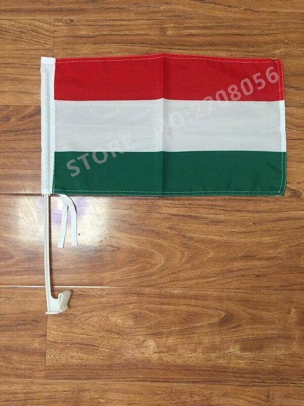 GüNstiger Verkauf Ungarn Königreich 1867-a Flagge 150x90 Cm 120g 100d Polyester Doppel Genäht Hohe Qualität Banner Ensign Kostenloser Versand 3x5ft