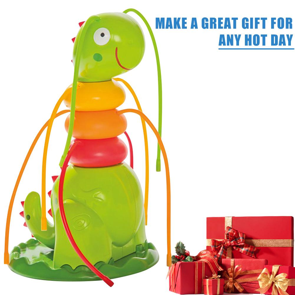 Caterpillar Water Sprayer Sprinkler Outdoor Fun Toy Swimming Party Beach Pool Play For Kids Children In Stock