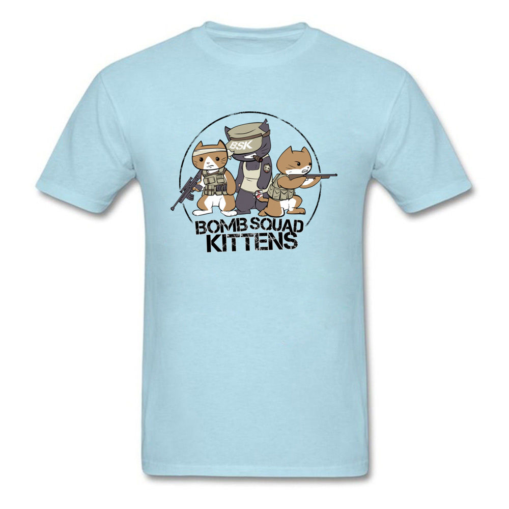 Men 39 s T shirts Casual Bomb Squad Kittens 90 39 s Cartoon Funny Short Sleeve Tee Shirt Print Fashion Brand New Tshirts On Sale in T Shirts from Men 39 s Clothing