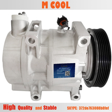 купить NEW HIGH QUALITY AC Compressor For Nissan Maxima For Infiniti 1999 2000 2001 92600-2Y001 92600-2Y010 92131-2Y900 922004Y80A недорого