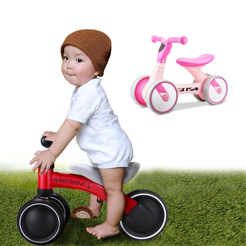 New Design Children's Roller Coasters Balanced Car Baby Walkers 1-3 Years Without Foot Walk Step Driving Car Toys Best Gift baby birthday gift balanced car toddler children toy scooter driving walk