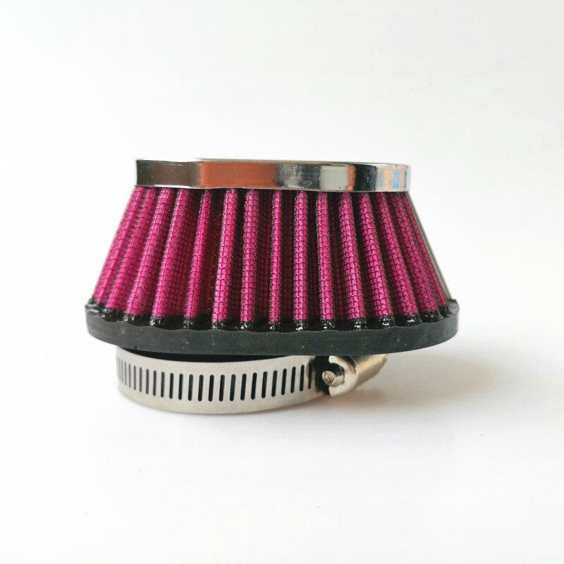 1 stücke 39mm 42mm 45mm 48mm 50mm 52mm 54mm Motorrad Luftfilter für CB750/SR400 Air Filter & Systeme